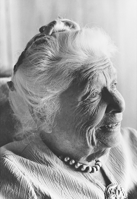 Dr. Ida P. Rolf (1896-1979) ©European Rolfing Association